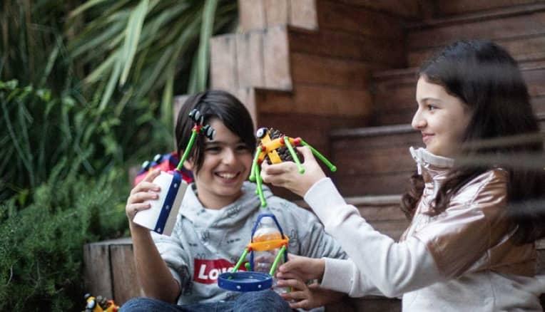 Toyi, i kit da costruzione eco-friendly vincono l'iF Design Award 2021