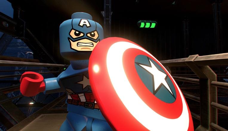 Lego Marvel Super Heroes arriva su Nintendo Switch
