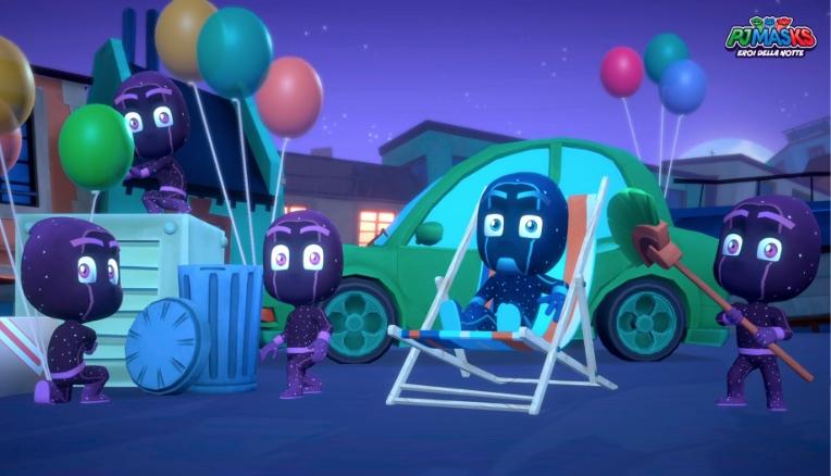 PJ Masks: Eroi della Notte, il videogioco in uscita il 19 ottobre