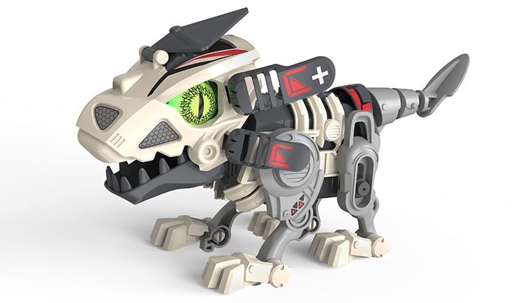 Biopod InMotion, il robot firmato Rocco Giocattoli