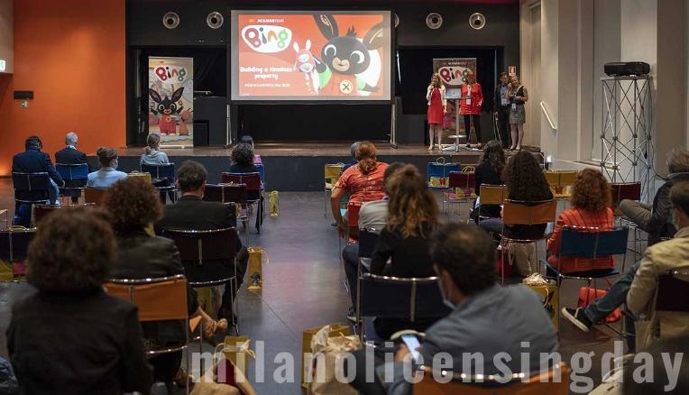 Grande successo per l'edizione 2021 di Milano Licensing Day