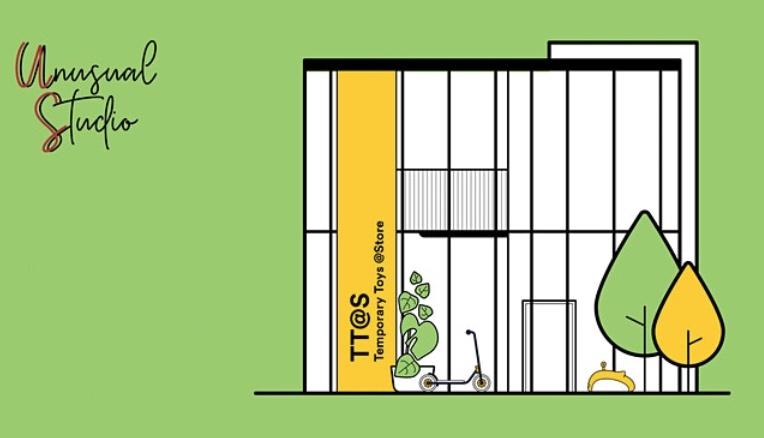 Per il Fuorisalone, apre a Milano il Temporary Toys @Store