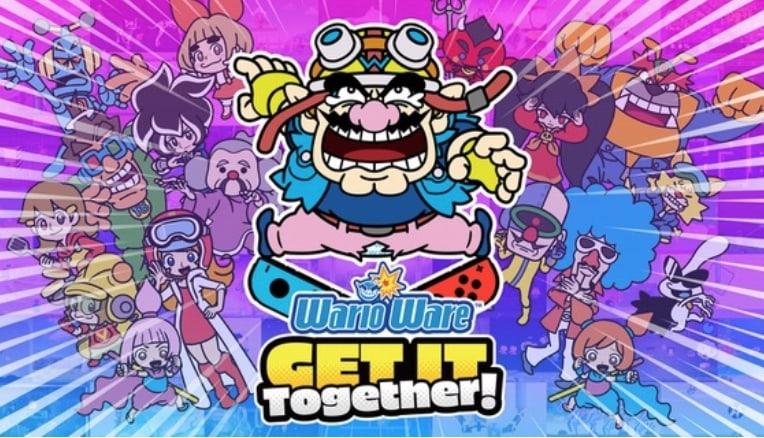 WarioWare: Get It Together disponibile per Nintendo Switch
