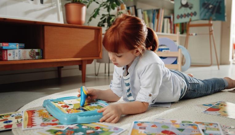 Clementoni lancia Crescendo, il sito dedicato allo sviluppo del bambino